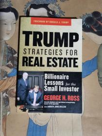 Trump Strategies for Real Estate:Billionaire Lessons for the Small Investor
