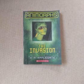 ANIMORPHS #01: THE INVASION 动物变形人系列#1:天外入侵