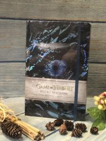 权力的游戏异鬼原版横线笔记本game of thrones wight viserion