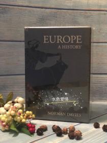 欧洲史FS豪华版诺曼戴维斯Europe A History Norman Davies Folio Society Deluxe