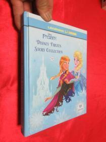 Frozen Story Collection Disney         (大32开,硬精装)    【详见图】