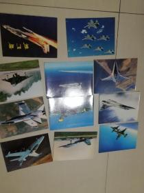 战斗力10张明信片