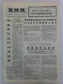 (襄陽報)總第4114號