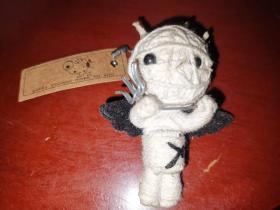 巫毒娃娃 詛咒人偶