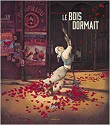 海贝卡.朵特梅2016年新作:沉睡森林 法文原版 绘本 Le Bois dormait Rébecca Dautremer Sarbacane