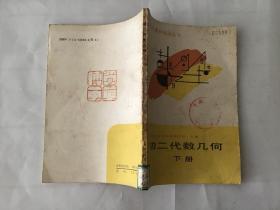 中学生课外阅读丛书;初二代数几何 (下册)