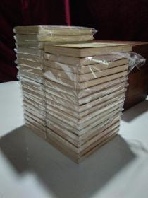 《鲁迅作品集》36册全,包正版1版1印。自然旧,书口略黄。