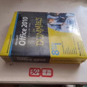 Office 2010 All-in-One For Dummies[傻瓜书-Office 2010 合集]