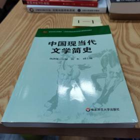 高等学校文科教材:中国现当代文学简史