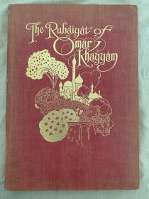 The Rubaiyat of Omar Khayyam 鲁拜集 Charles Robinson 插图