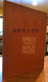 【包邮】HARRISON FISHER'S AMERICAN BEAUTIES