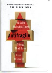 Antifragile.反脆弱