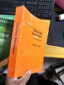 Thin-Film Deposition: Principles and Practice            库8F