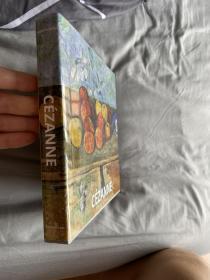 塞尚画册 Cezanne外文图册