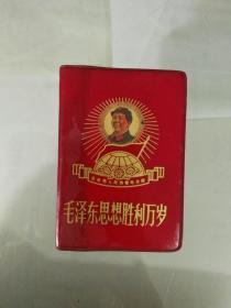 毛泽东思想胜利万岁!