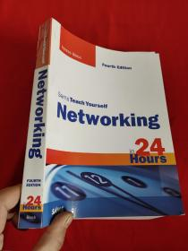 Sams Teach Yourself Networking in 24 Hours (4th Edition)    (16开)  【详见图】