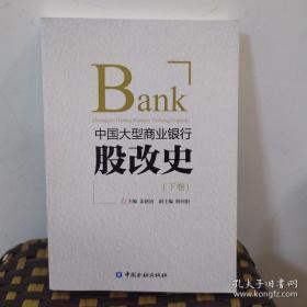 中国大型商业银行股改史(下卷)