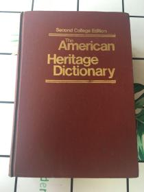 The American Heritage Dictionary(美国传统词典)