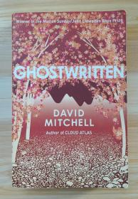 英文原版书 Ghostwritten /David Mitchell  (Author)