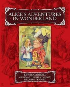 爱丽丝梦游仙境 插画故事集 Alice's Adventures in Wonderland精