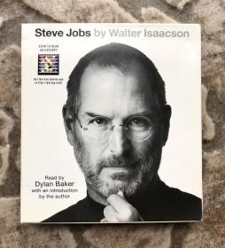 Steve Jobs [AudioCD]
