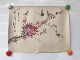 潘君诺 潘然 花蝶 保真