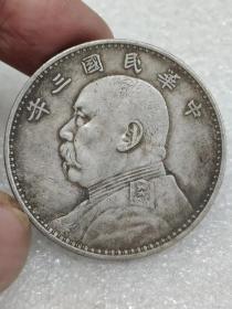 老银元。。。。。