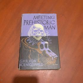 MEETING PREHISTORIC MAN (百度翻译:遇见史前人)