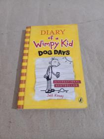 Diary of a Wimpy Kid #4: Dog Days[小屁孩日记4:三伏天]