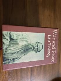 战争与和平 英文原版精装口袋本 三册全