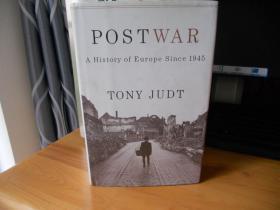 Postwar:A History of Europe Since 1945