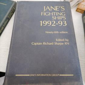 JANE SFIGHTING SHIPS(1992—93)