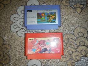 游戏卡带:LA26、LA17【两本合售】