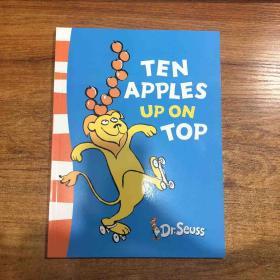 Ten Apples Up on Top (Dr Seuss Green Back Book)[十个苹果在树上(苏斯博士绿背书)]