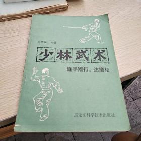 少林武术 :连手短打、达磨杖