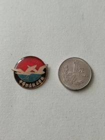 早期纪念章胸牌--平江县中等职业技术学校
