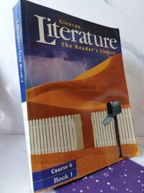 Glencoe  Literature  Course4 Book1