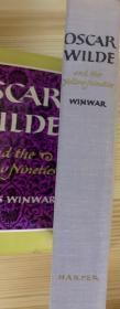 奥斯卡·王尔德和黄皮书流行的19世纪90年代 布面精装 毛边本  护封全