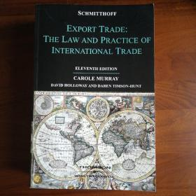 The law and practice of international trade