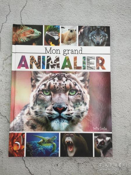 Mon Grand Animalier