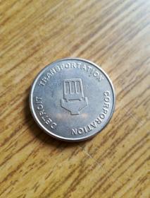 底特律 城市交通公司 代用幣