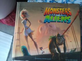 Art of Monsters vs. Aliens Intl, The