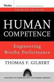 【预售】Human Competence: Engineering Worthy Performance