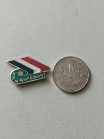 早期纪念章胸牌--湖南省湘乡市东郊中学