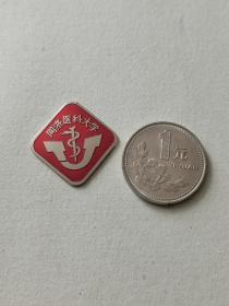 早期纪念章胸牌--同济医科大学