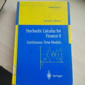 Stochastic Calculus for Finance II:Continuous-Time Models (Springer Finance)