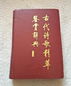 古代诗歌精粹鉴赏辞典