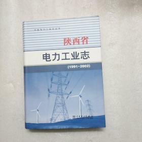 陕西省电力工业志 : 1991~2002