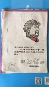锦医红旗兵团【23页】