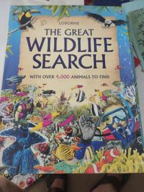The Great Wildlife Search Collection (Flexi)